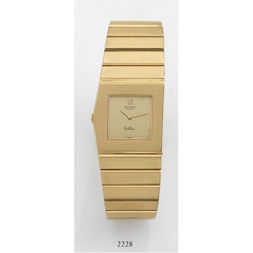 Reloj Rolex Rey Midas